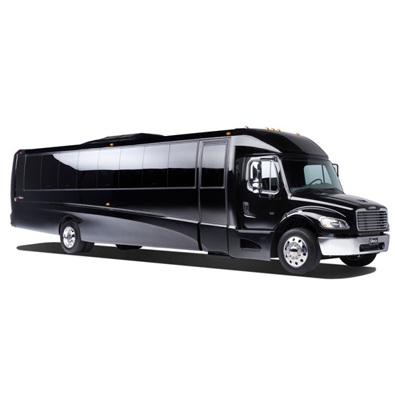 Corporate Shuttle Bus Transportation in Los Angeles CA