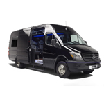 LAX Airport Corporate Shuttle Bus Transportation